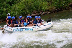 Cherokee Rafting Inc.