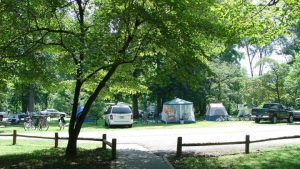 Gee Creek Campground
