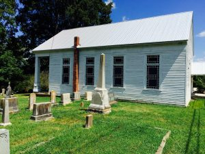 Charleston Cumberland Presbyterian Church