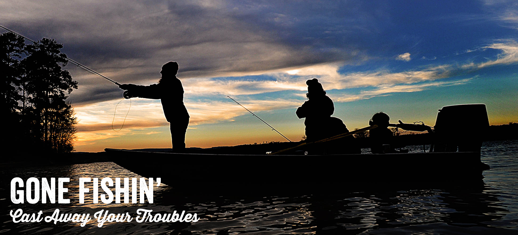 Cleveland TN area fishing locations