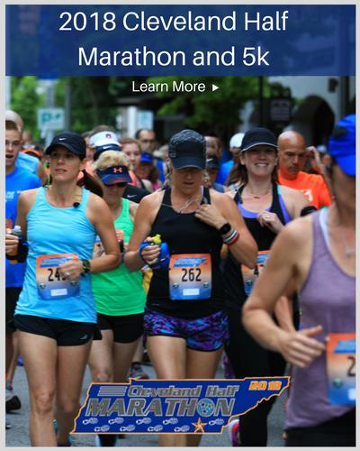 2018 Cleveland Half Marathon and 5k