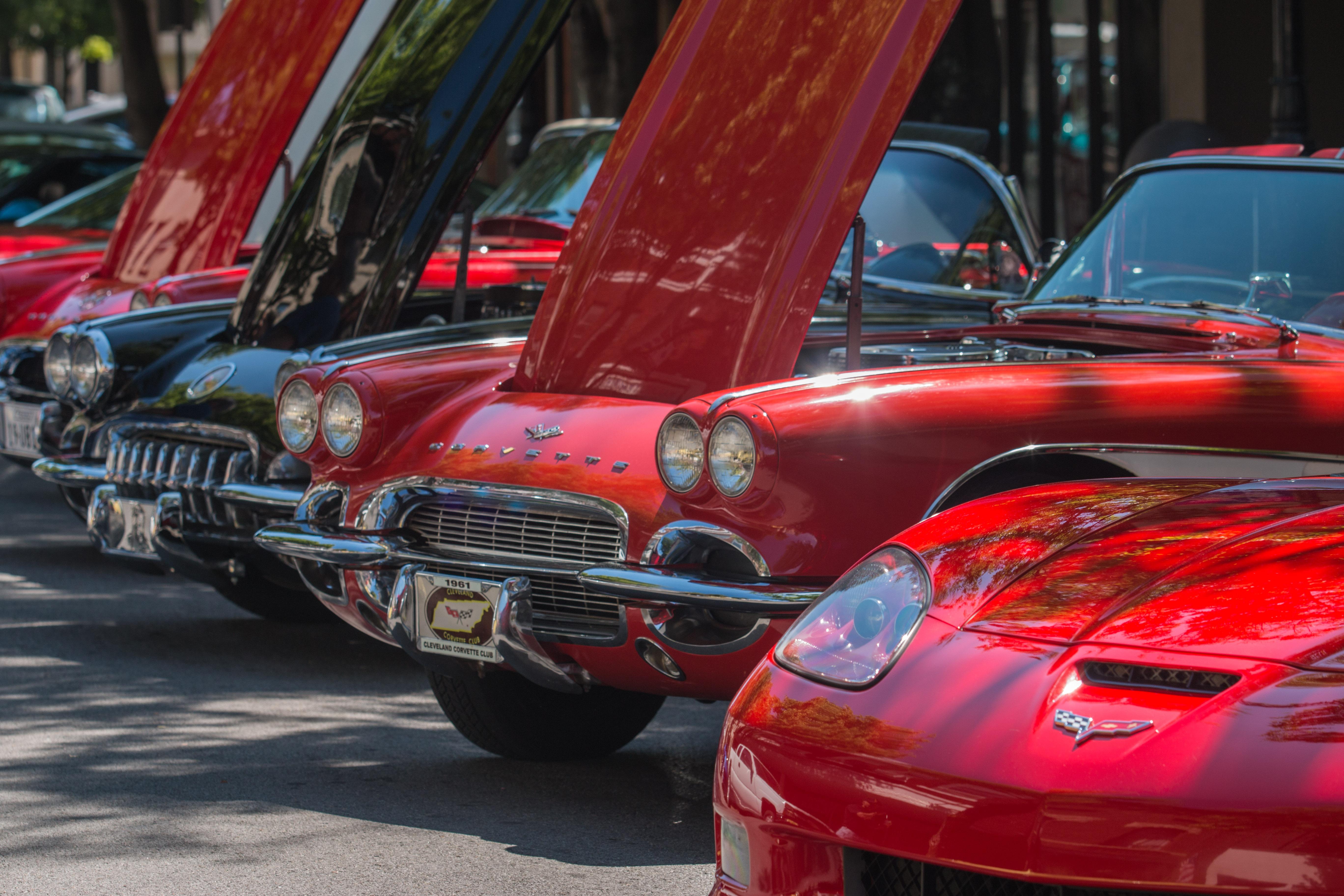 MainStreet CruiseIn Visit Cleveland TN - Charleston car show calendar