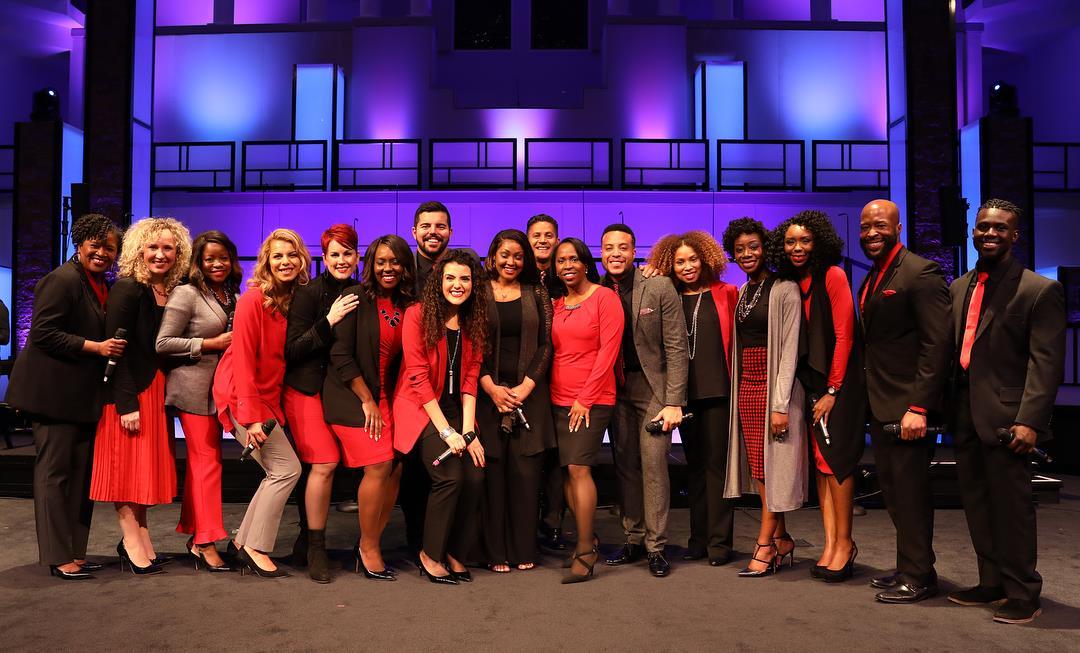 brooklyn tabernacle singers - Brooklyn Tabernacle Christmas Show