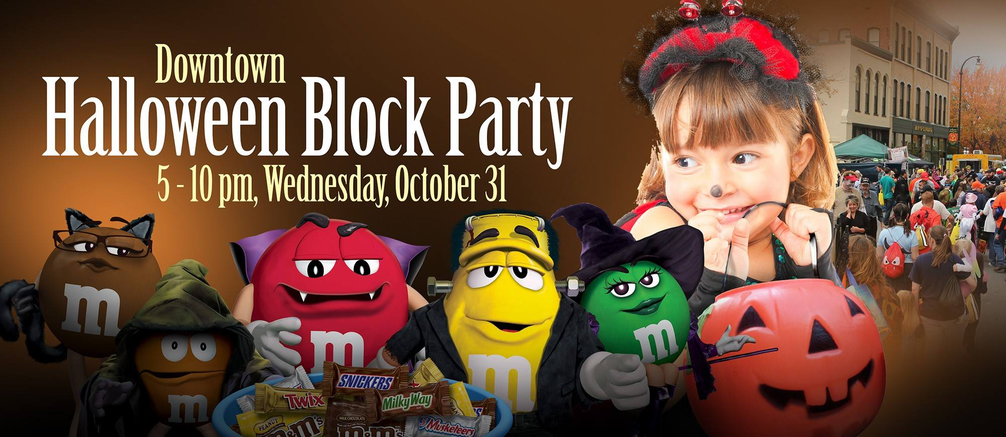 Downtown Halloween Block Party - Visit Cleveland TN