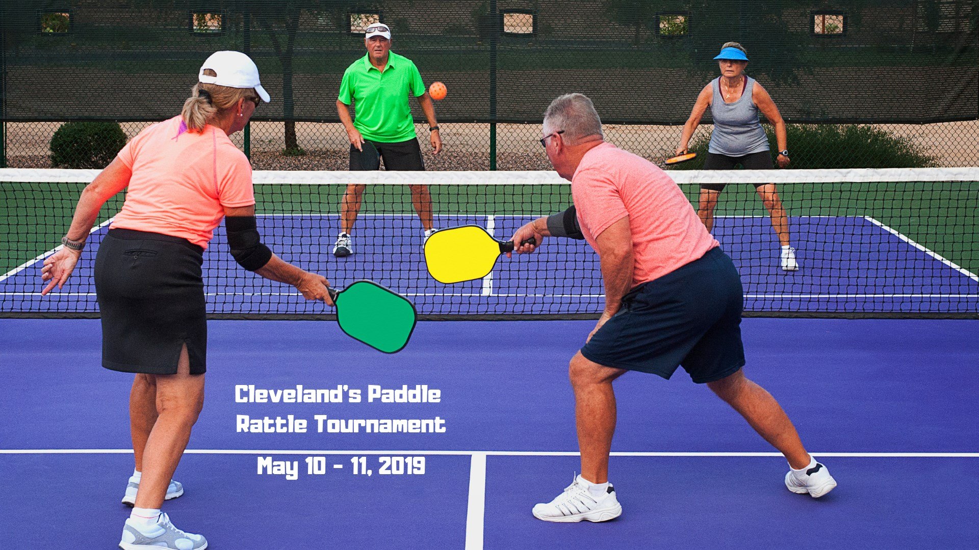 Cleveland's Paddle Rattle Tournament