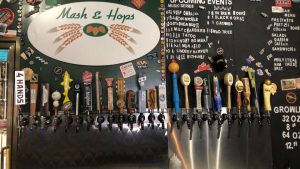 Mash & Hops Craft Beers