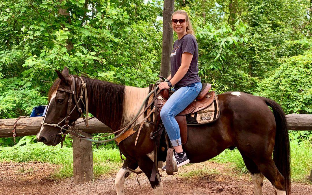 Ocoee Horseride