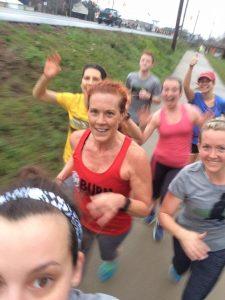 Cleveland TN Running