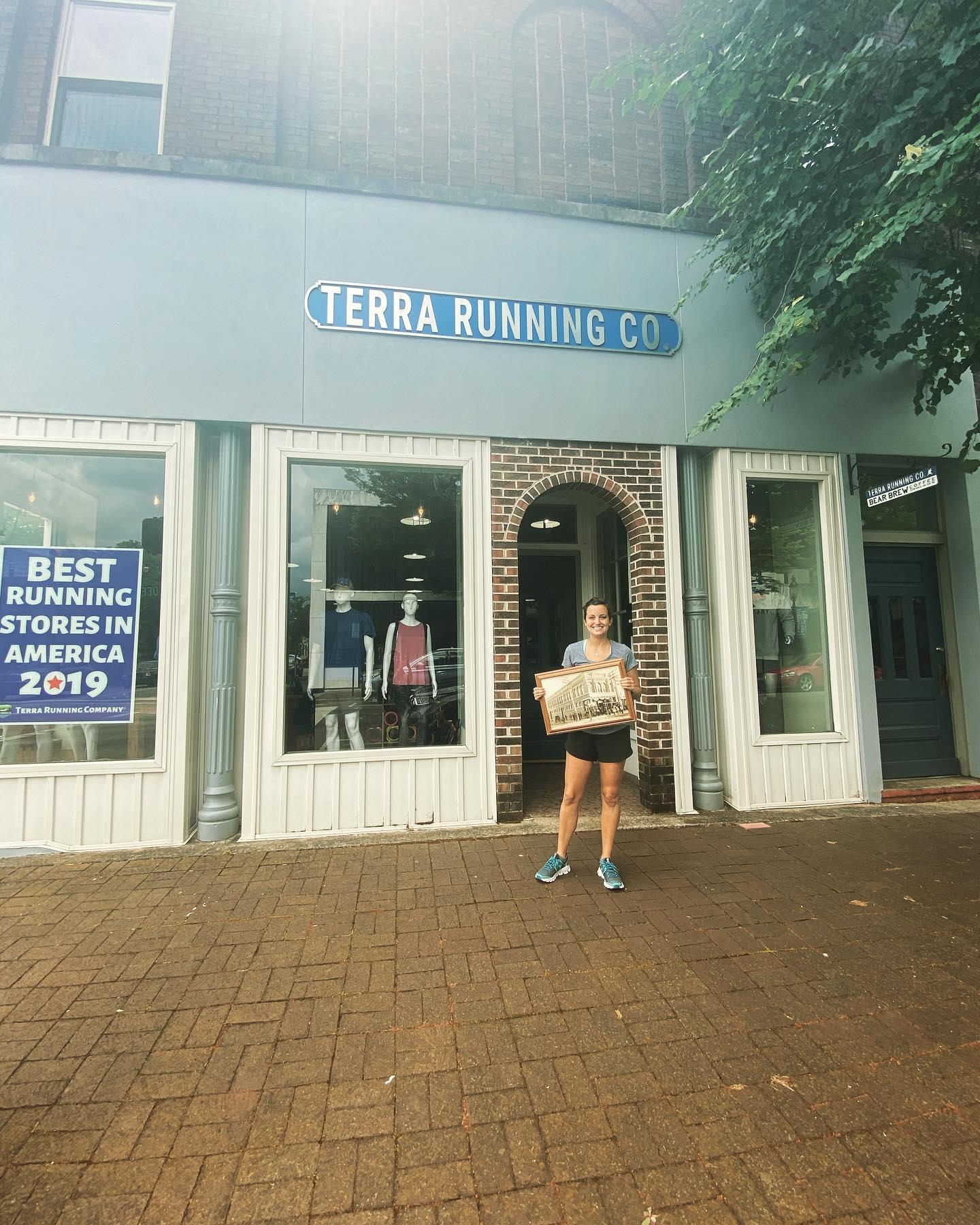 Terra Running Cleveland TN