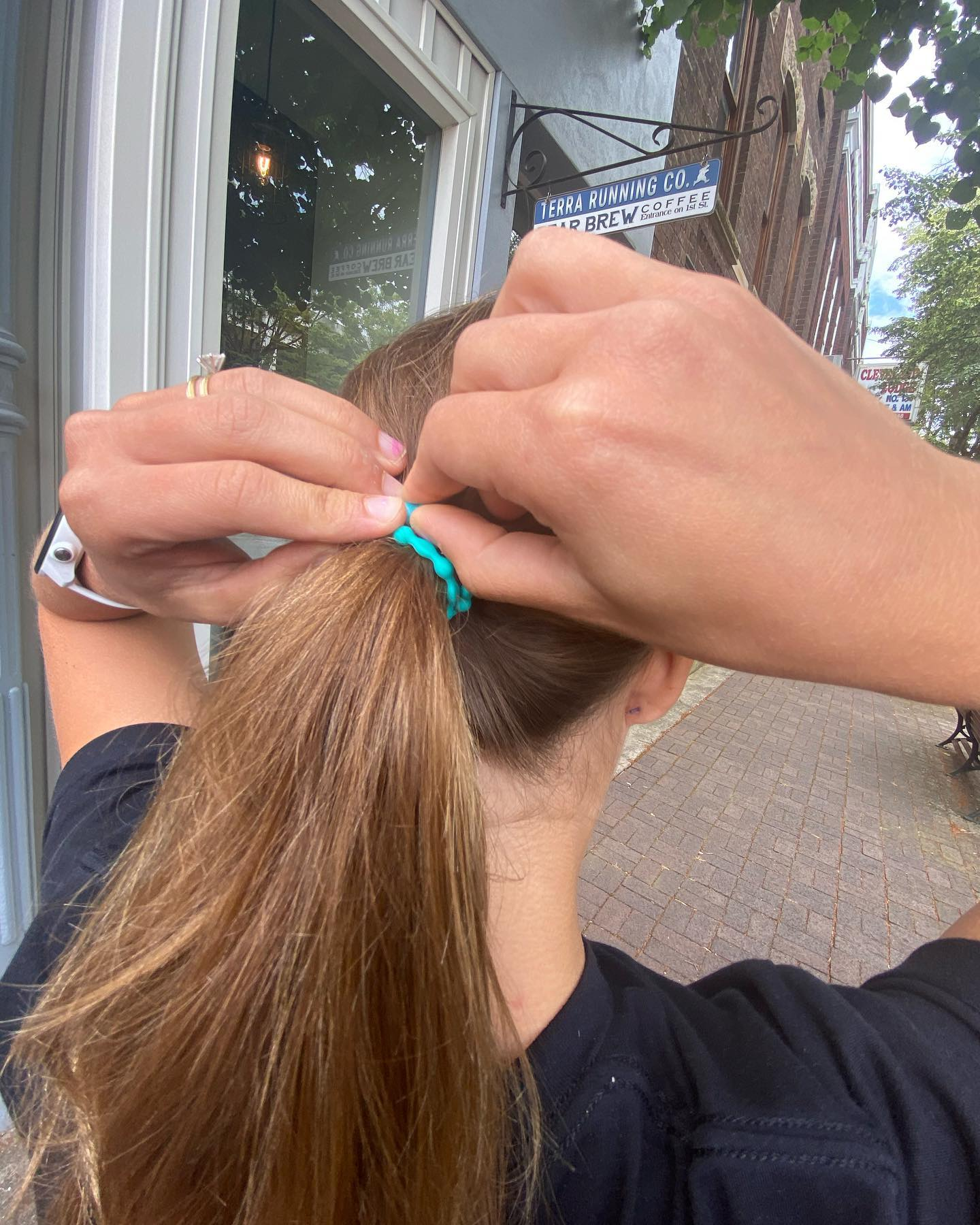 pro hair tie