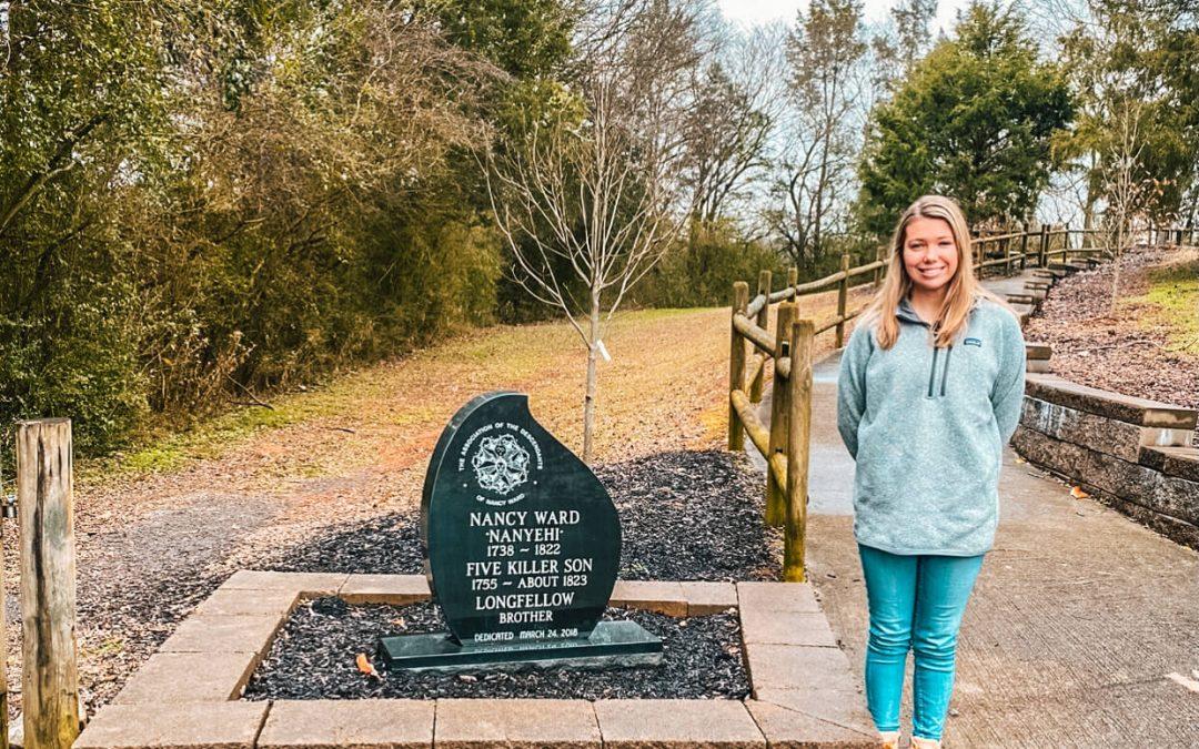 Nancy Ward Gravesite State Park