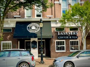 Lasaters Coffee & Tea ~ Downtown Cleveland